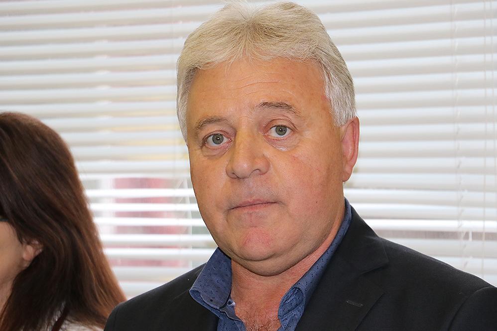 Direktor Doma zdravlja dr Ljutomir Davidović