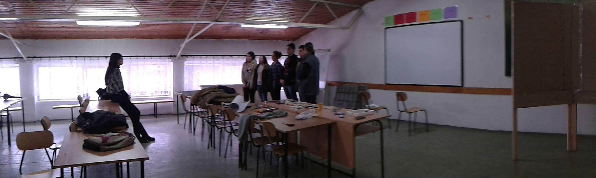 Dramska sekcija u skoli