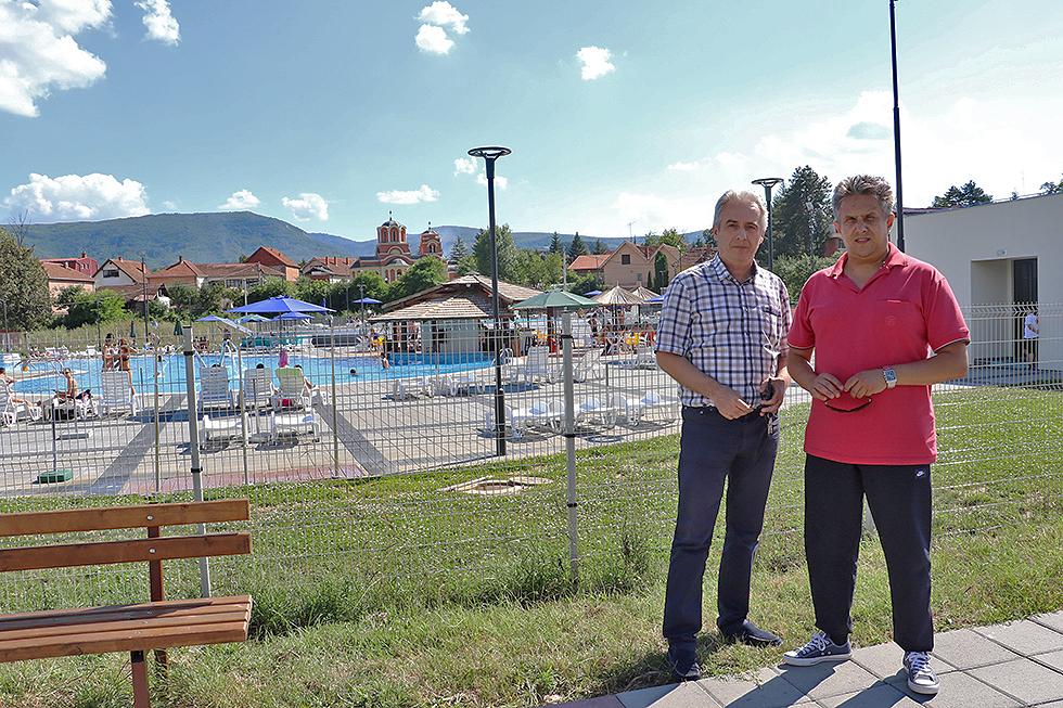 Škole plivanja i vaterpola u Svrljigu