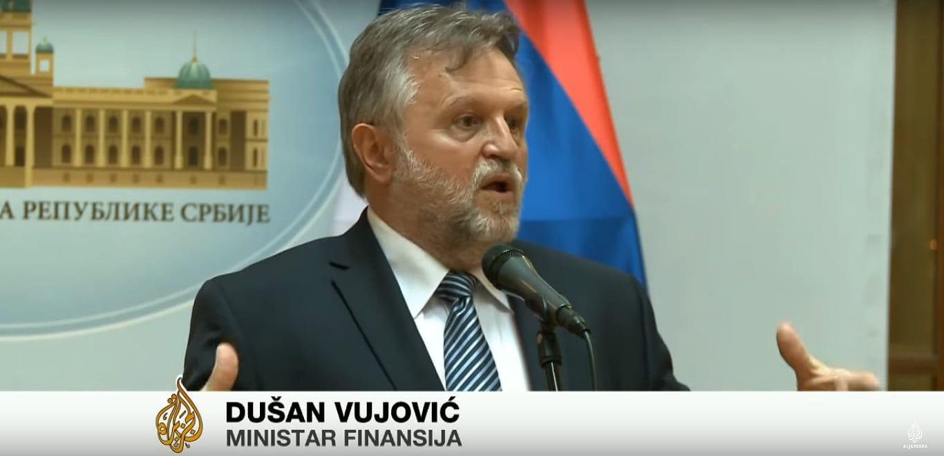 Vujović: Moguće i drugo povećanje plata i penzija u 2017. godini