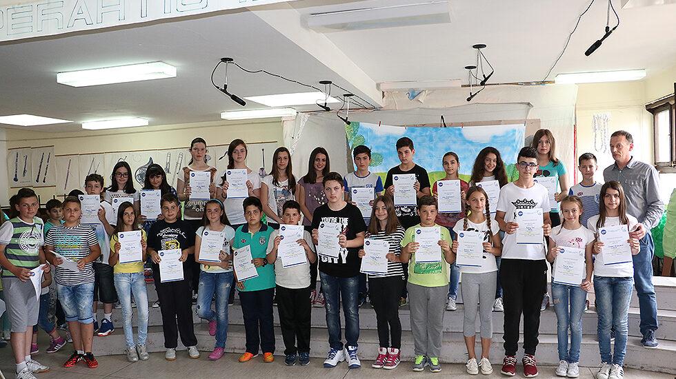 Foto: Svrljiške novine / dobitnici sertfikata