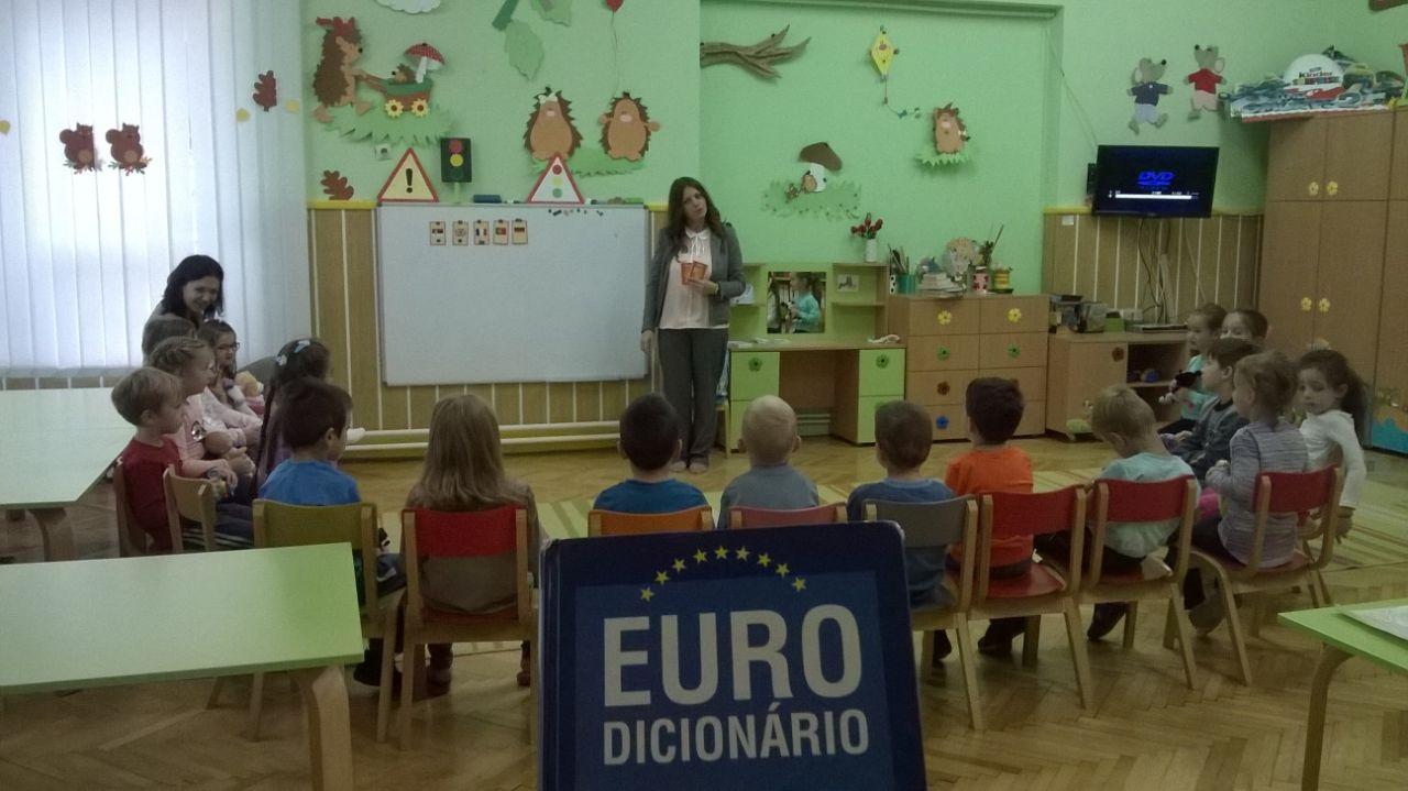 Obeležavanje Evropskog dana jezika, foto: PU Poletarac
