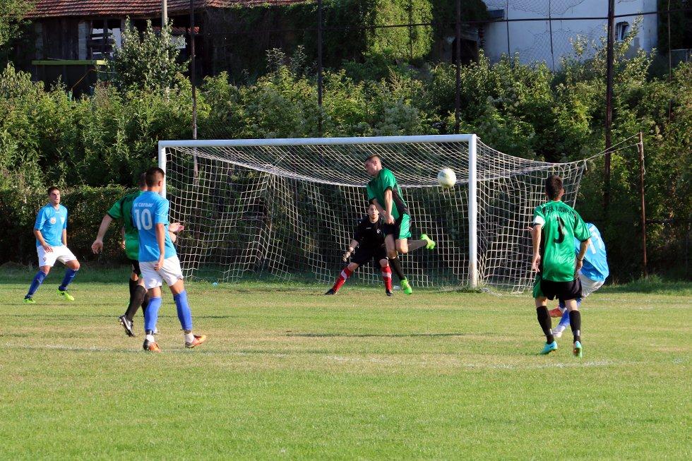 FK Svrljig, utakmica na SRC ''Pastirište'', foto: M. Miladinović, Svrljiške novine