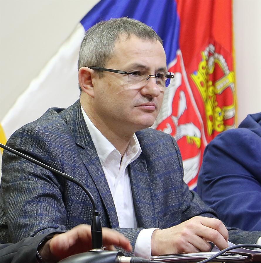 Prof. dr Dragan Glamočić