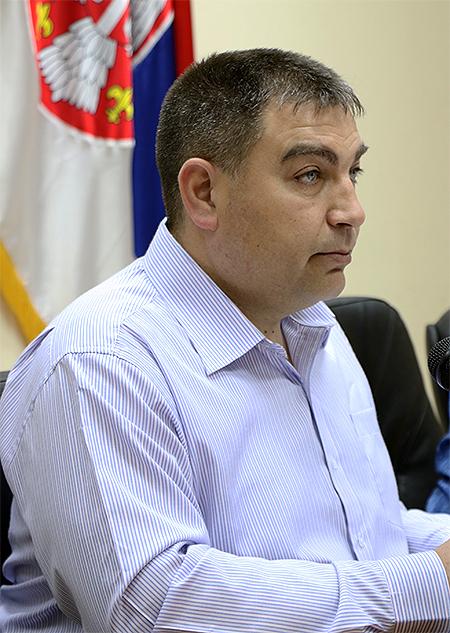 Goran Jeremijić SNS