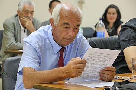Zamenik predsednika opštine Svrljig Gradimir Milosavljević