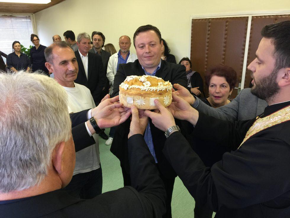 Obeležavanje slave Sveti Vrači u Domu zdravlja, foto: D. Miladinović, Svrljiške novine