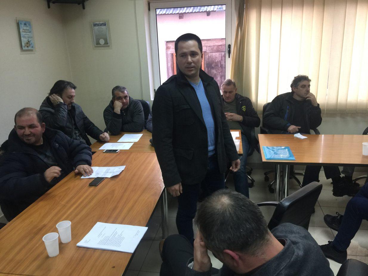 """EKSKLUZIVNO: Izabrano novo rukovodstvo FK """"Svrljig"""" na čelu sa MILANOM MILUTINOVIĆEM"""