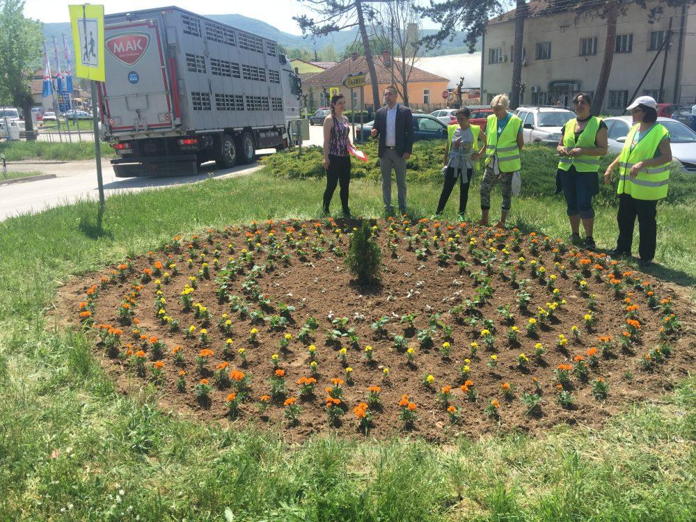 MARKOVIĆ OBIŠAO RADOVE: Ulepšavanje opštine Svrljig