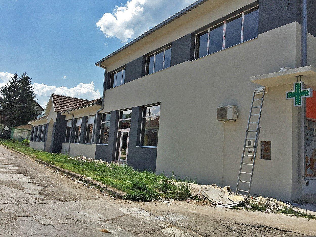 Budući pogon firme ''Risk'' iz Bugarske