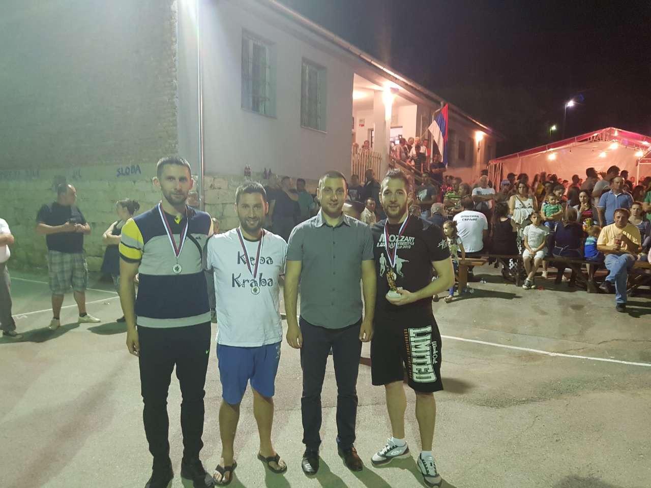 Završen peti turnir u malom fudbalu u Drajincu