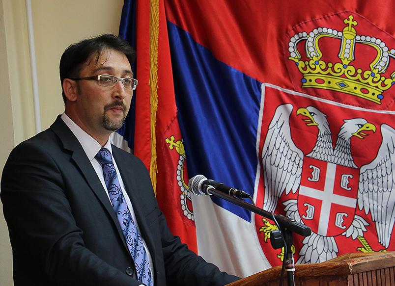 Predsednik SO Svrljig Igor Davidović