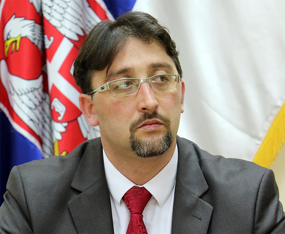 Novi predsednik SO Svrljig, Igor Davidović, foto: M.M. Svrljiške novine