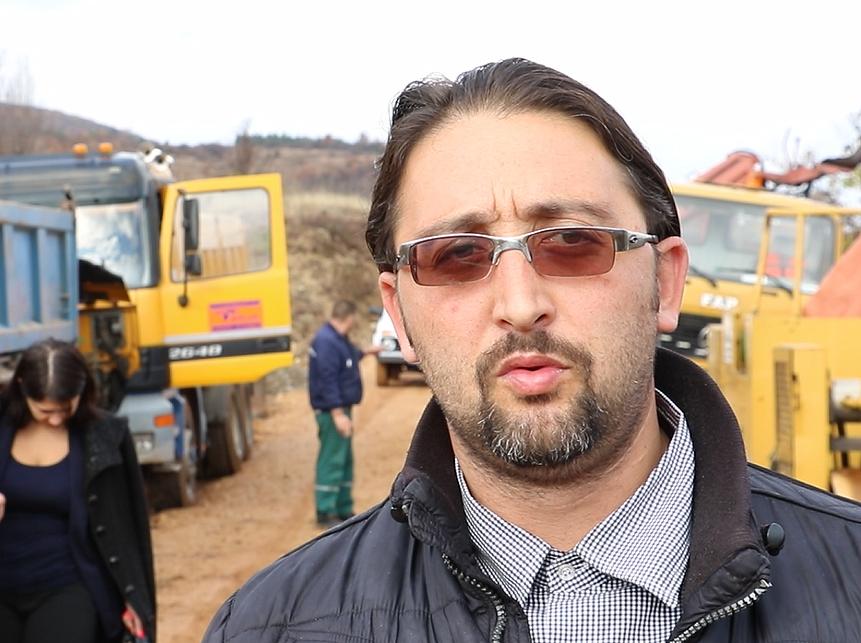 Direktor JKSP ''Svrljig'' Igor Davidović