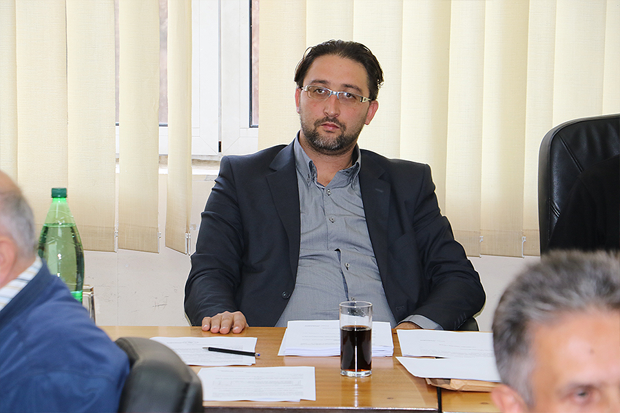 Igor Davidović, pomoćnik predsednice opštine Svrljig i odbornik u SO Svrljig, foto: M. Miladinović