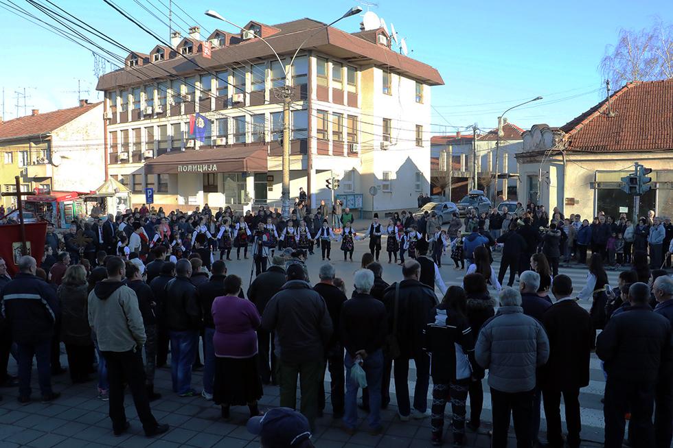 Kolo na centru, foto: M. Miladinović, Svrljiške novine