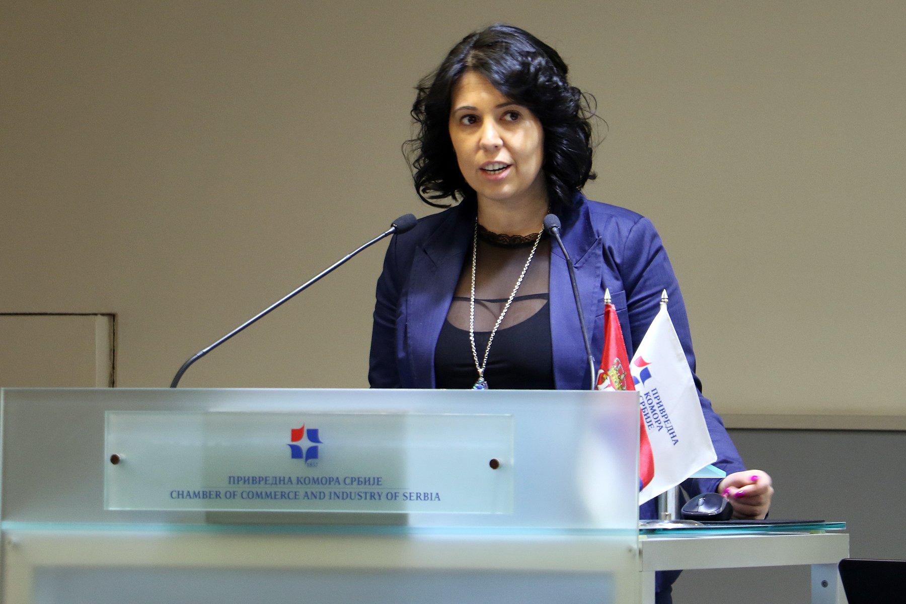 Predsednica opštine Svrljig Jelena Trifunović, foto: M. Miladinović