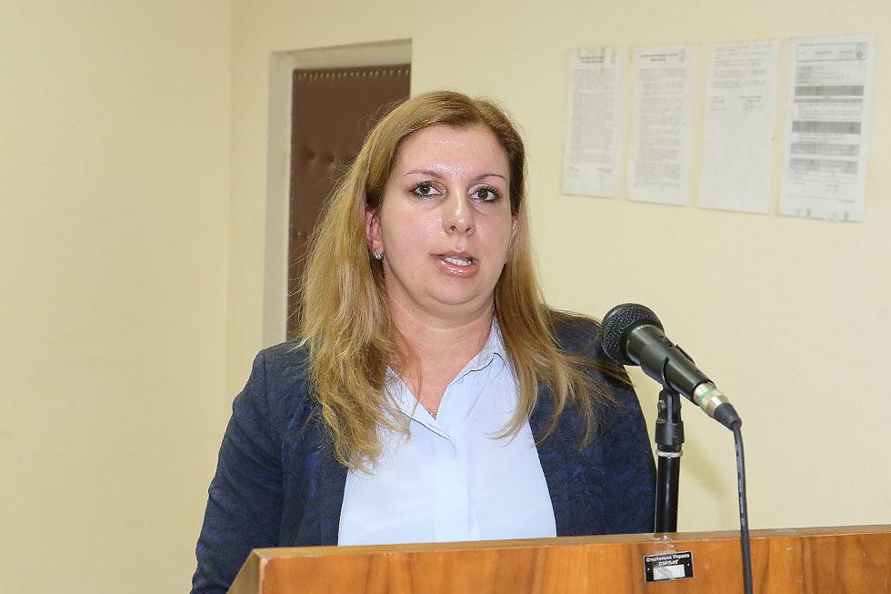 Jelena Dj. direktorka centra