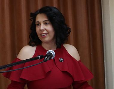 Predsednica opštine Svrljig Jelena Trifunović