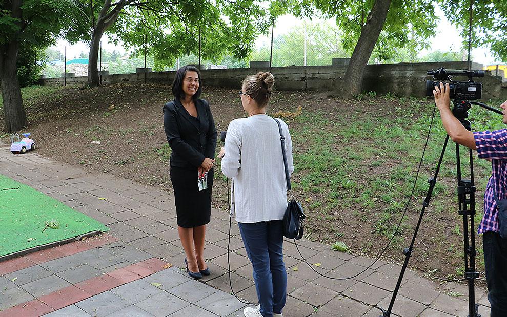 Intervju predsednice opštine Svrljig, foto: M.M. / Svrljiške novine