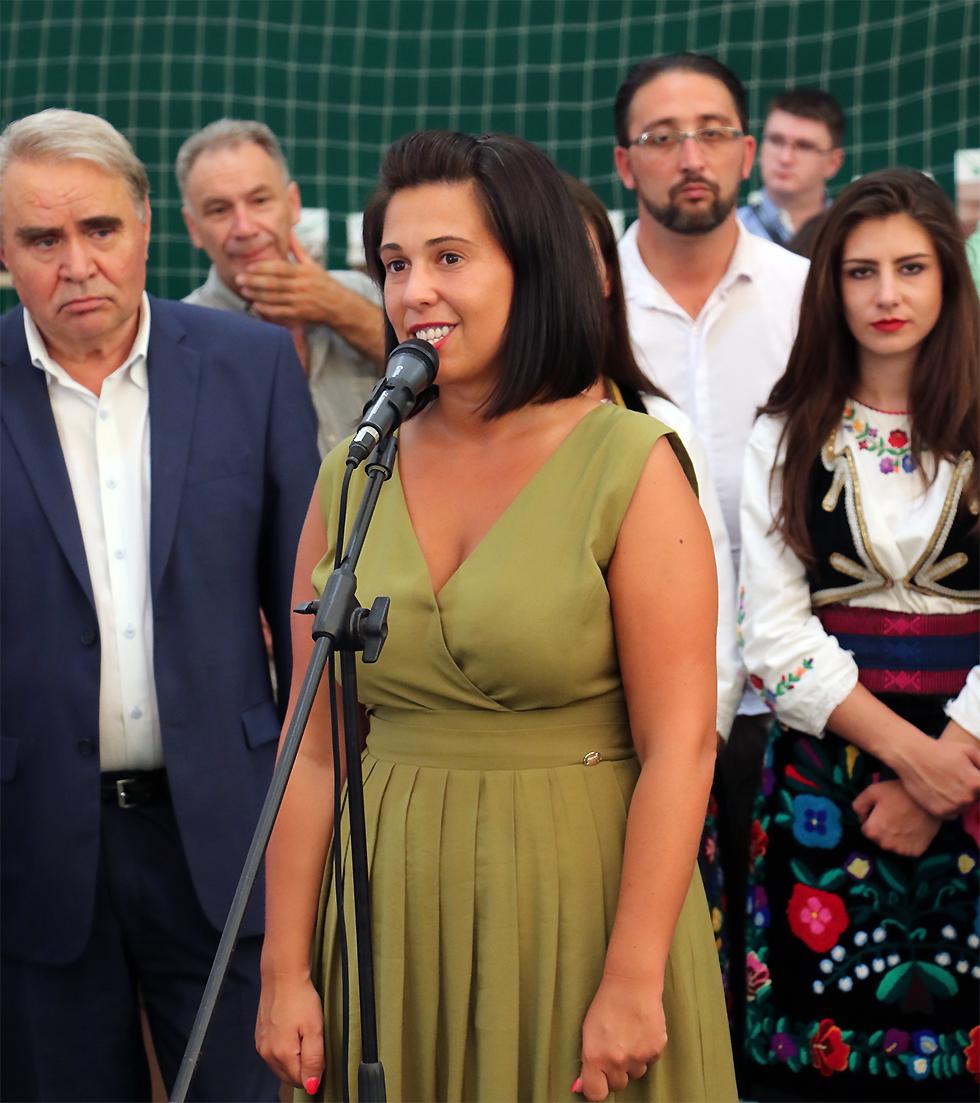 Predsednica opštine Svrljig Jelena Trifunović, foto: M.M. / Svrljiške novine