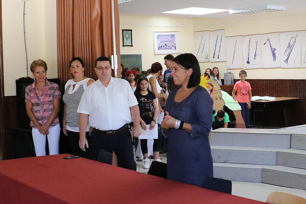 Predsednica opštine Svrljig Jelena Trifunović, foto: M. Miladinović, Svrljiške novine