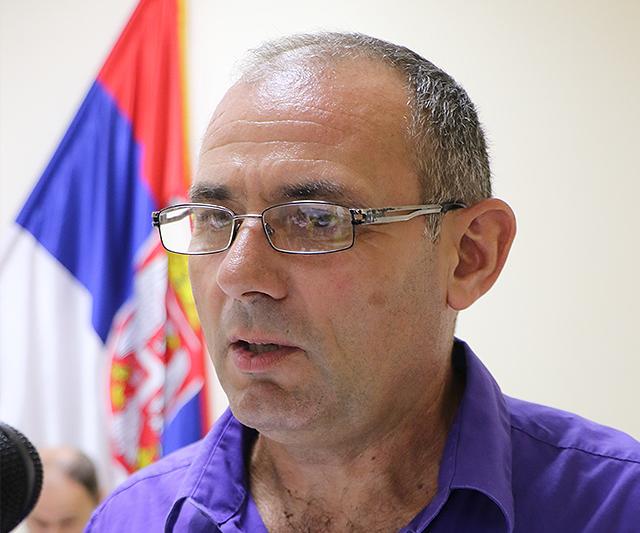 Direktor JKSP ''Svrljig'' Jovan Đorđević, foto: M. Miladinović, Svrljiške novine