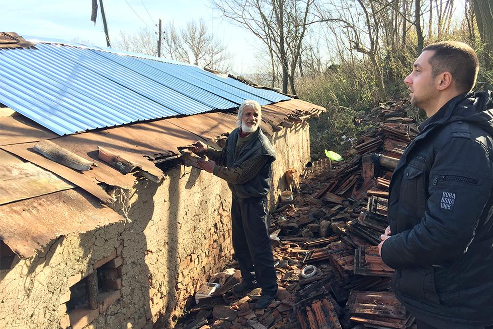 USPEŠNA AKCIJA: Porodica Malićević dobila krov nad glavom