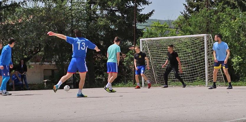 Turnir u malom fudbalu u Lalincu
