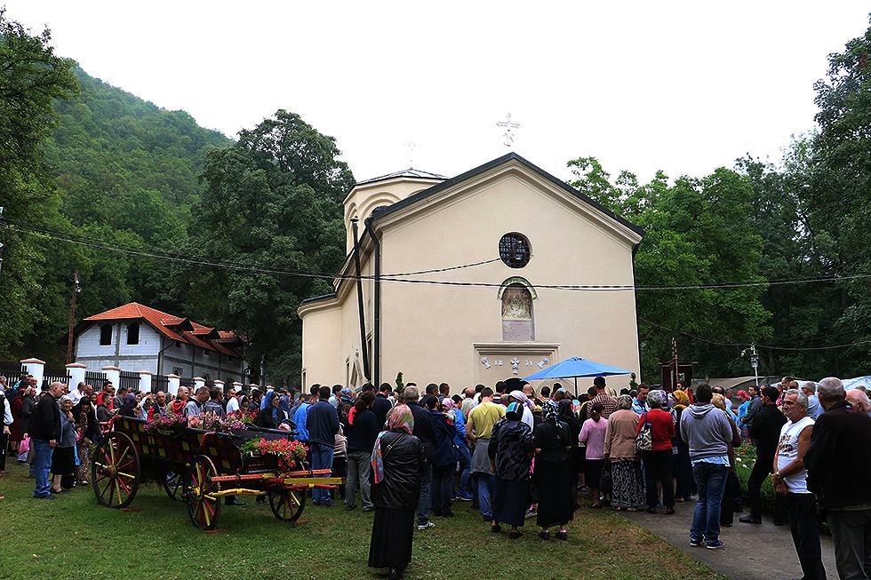Manasti Sveti Arhangel Gavrilo u Pirkovcu, foto: M. M. Svrljiške novine
