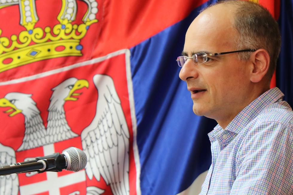 Marko Blagojević, direktor Kancelarije za javna ulaganja
