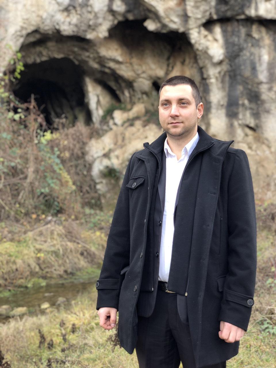 Miroslav Marković, pomoćnik predsednika opštine Svrljig