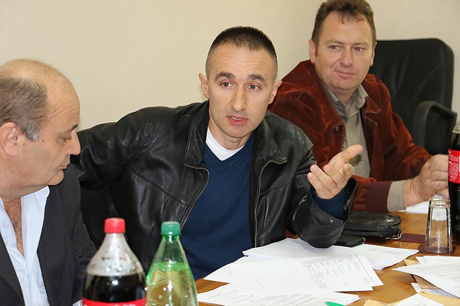 Milan VIdenović DS, foto: M. Miladinović
