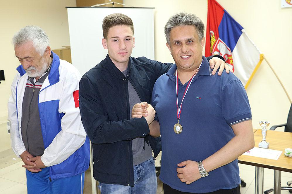 """Fudbaleri ŠF """"Aca Menta"""" među najboljima"""