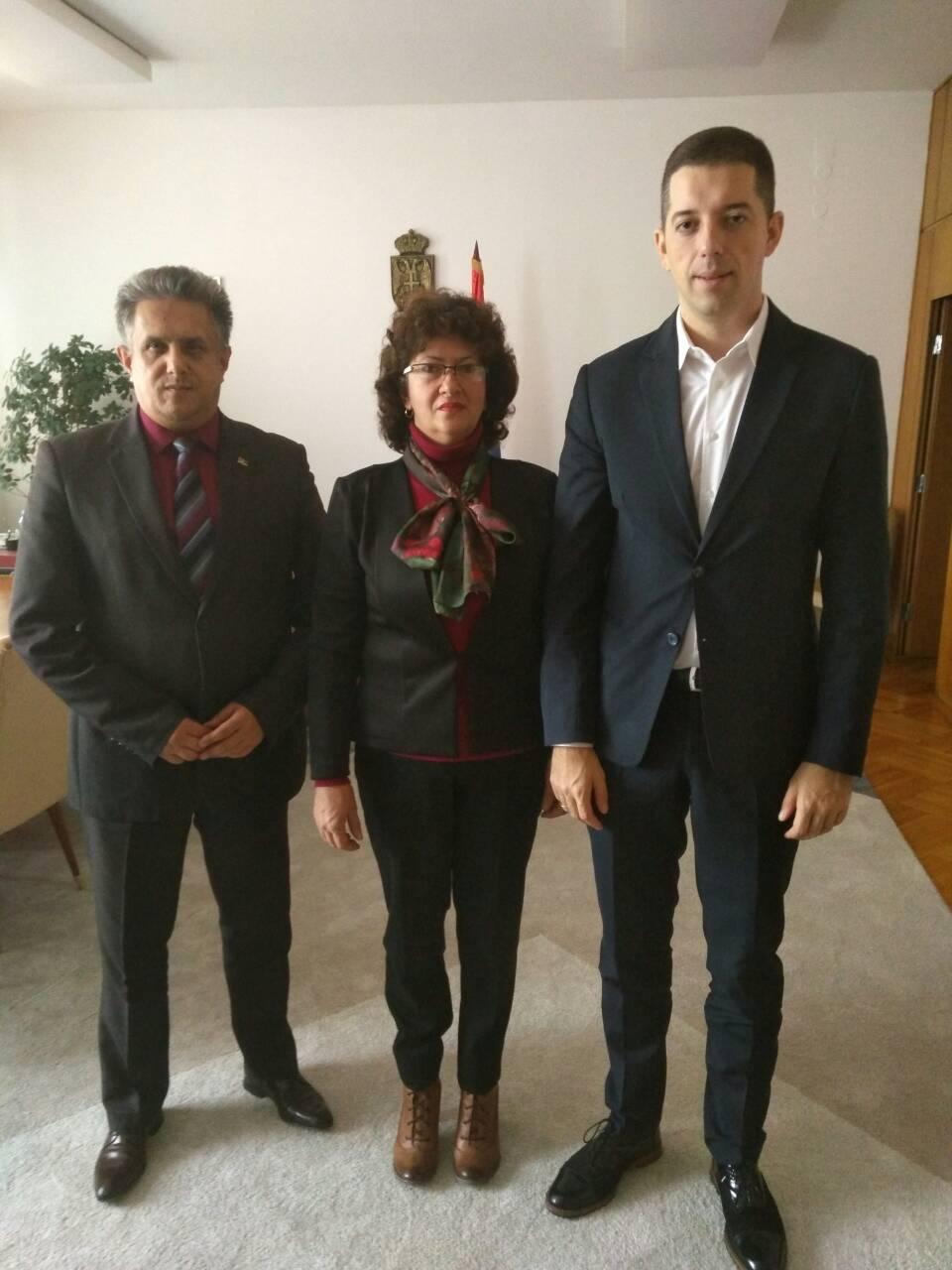 Miletić, Lazarević i Đurić