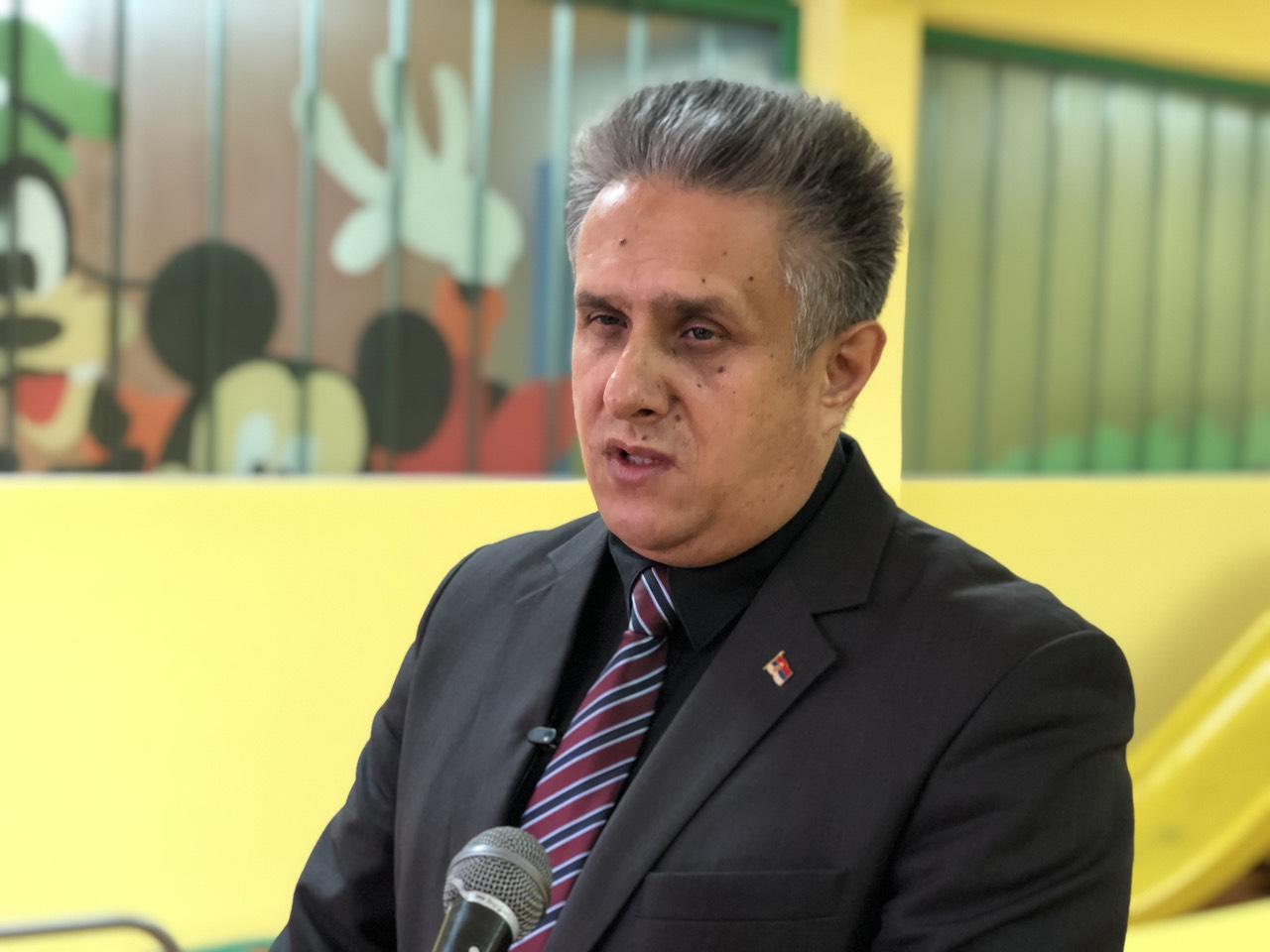 Narodni poslanik Milija Miletić, foto: M. Miladinović