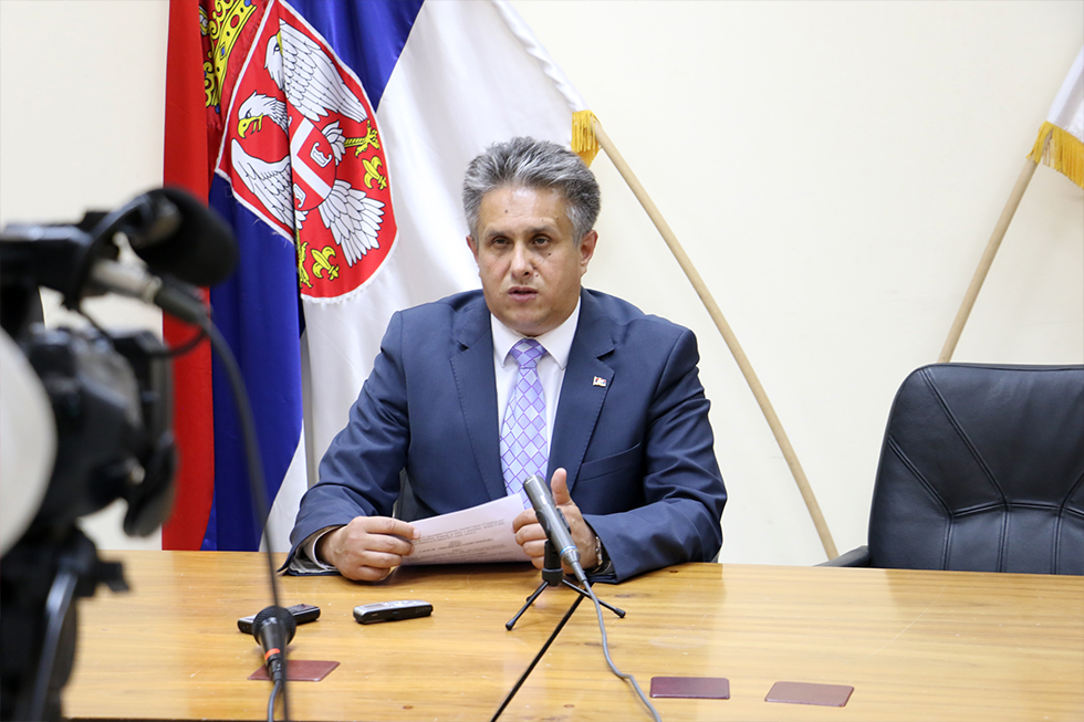 Predsednik USS osudio formiranje takozvane Vojske Kosova