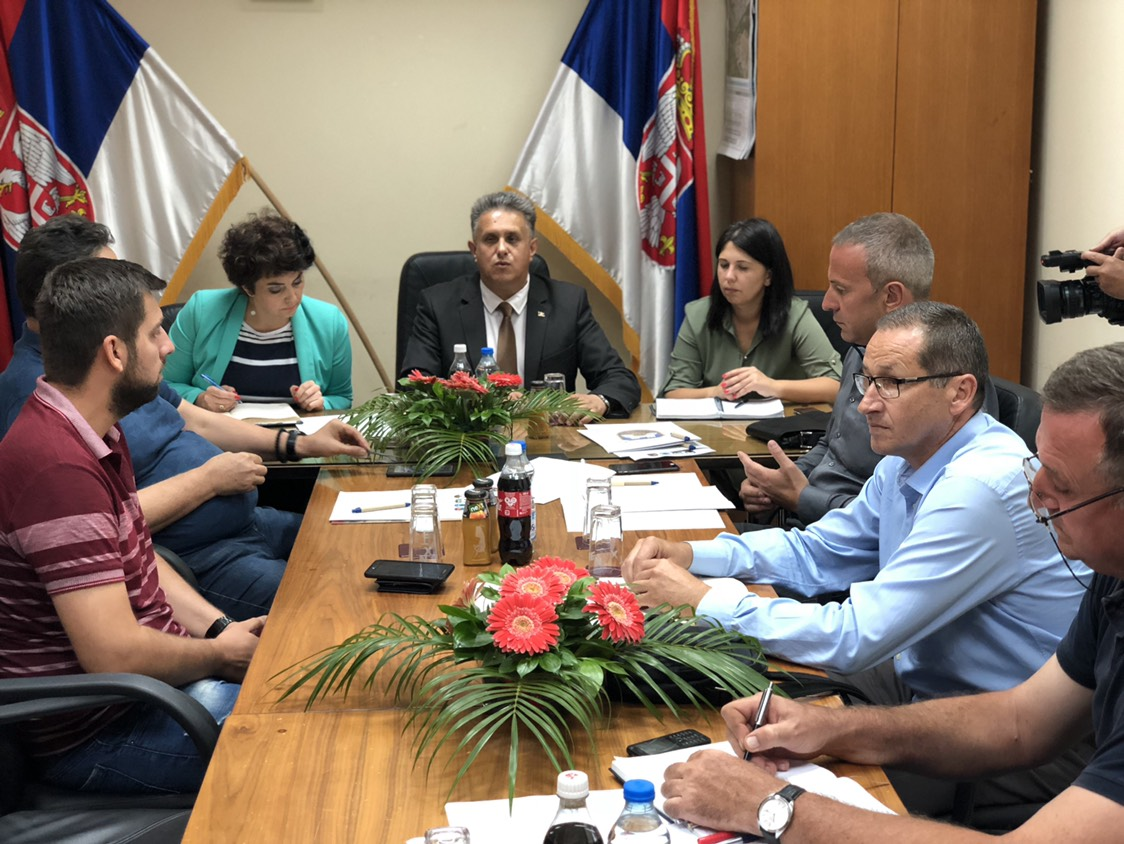 MILETIĆEVA INICIJATIVA: Rekonstrukcija i unapređenje železničke pruge od Niša do Prahova!