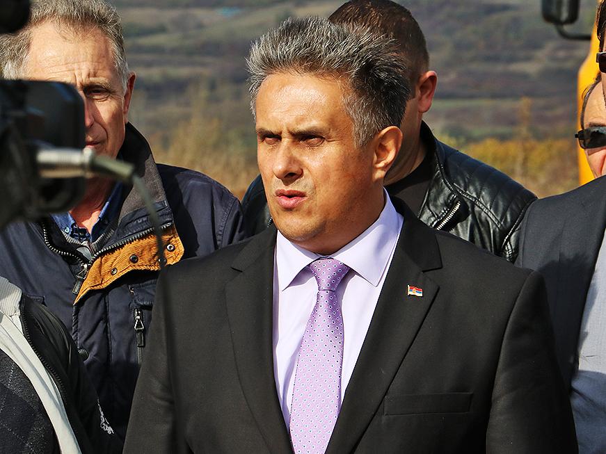 Predsednik Ujedinjene seljačke stranke i narodni poslanik Milija Miletić, foto: Marko Miladinović