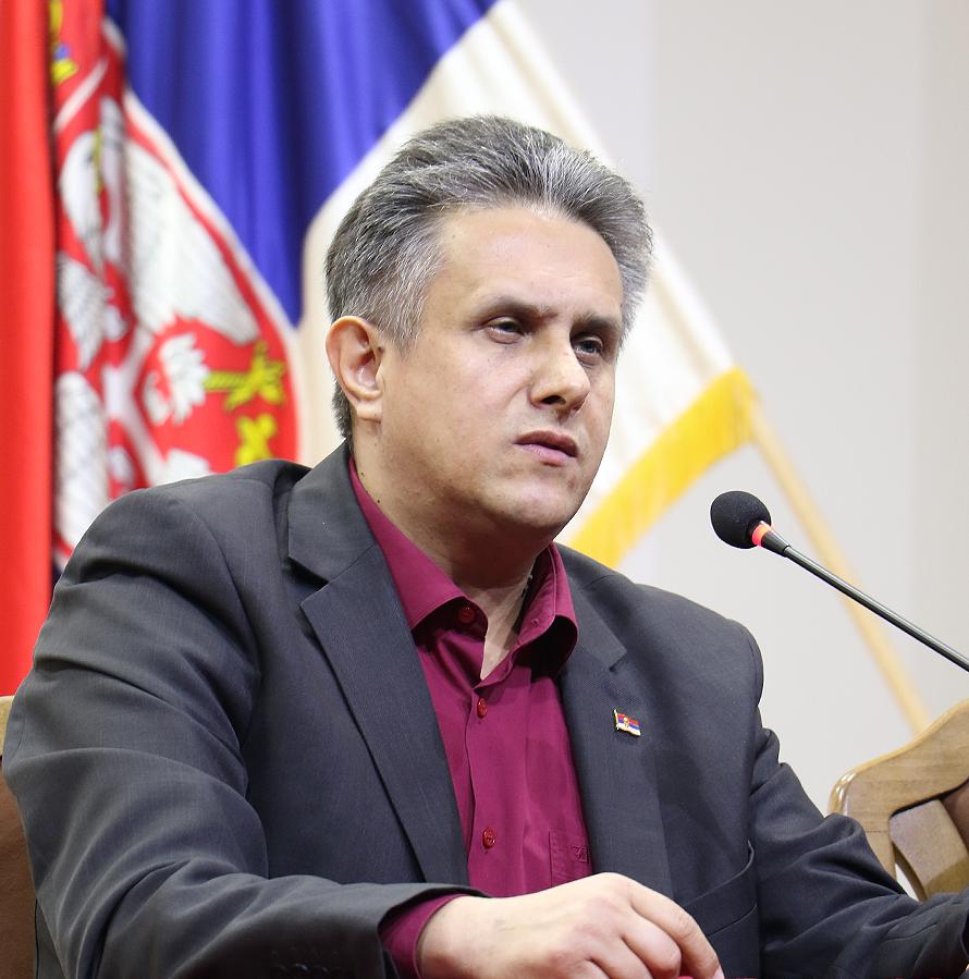Milija Miletić - narodni poslanik