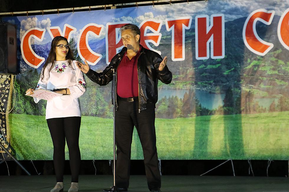 """Narodni poslanik Miletić pozdravio učesnike manifestacije """"Susreti sela"""" u Lalincu"""