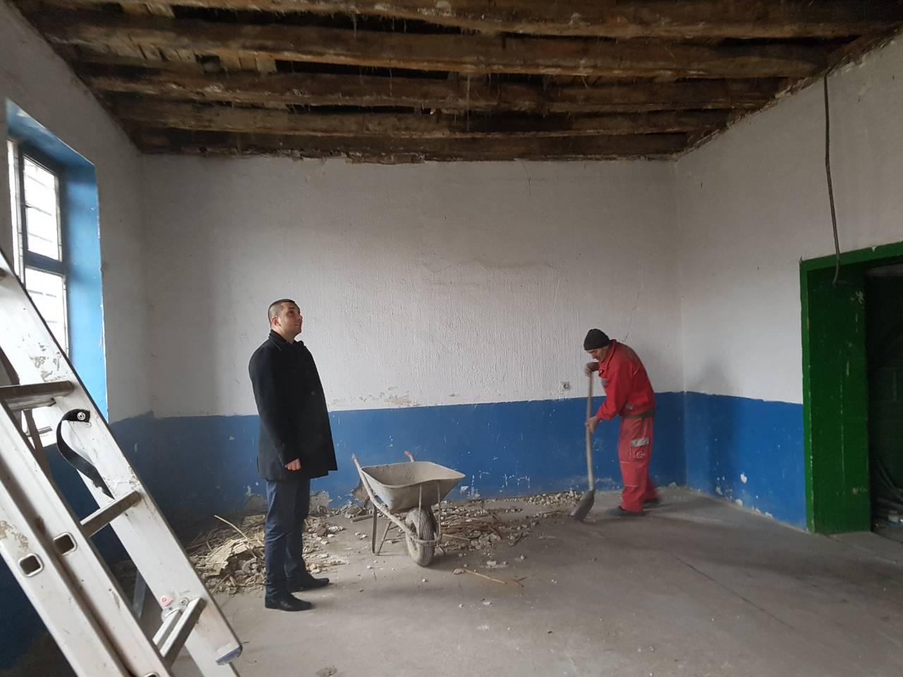 Počela rekonstrukcija objekta MZ Niševac