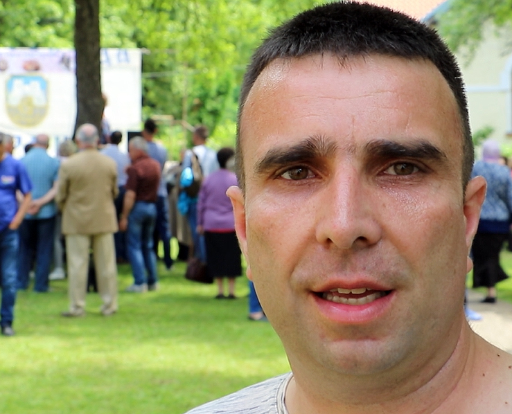 Ninoslav Ranđelović, predsednik Udruženja ''Zajedno do svetlosti''