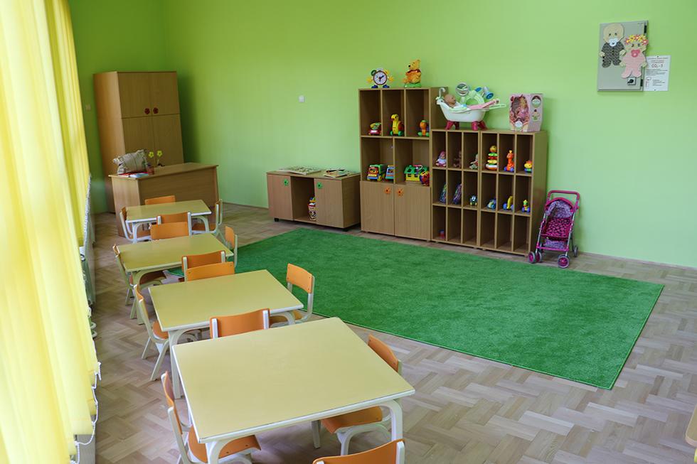 Novoizgrađena prostorija, foto: M.M.