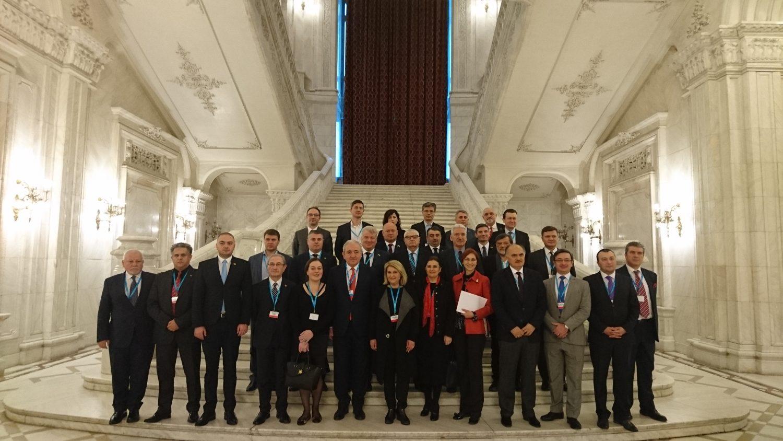 Miletić u Bukureštu na zasedanju PABSEC-a