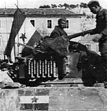 Partizani vojnici