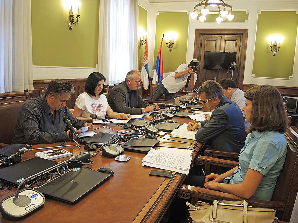 O stanju u stočarstvu na sedmom zasedanju Pododbora za poljoprivredu