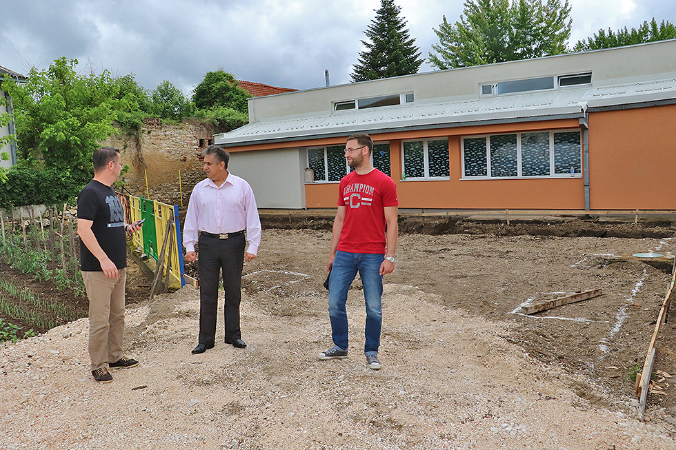 Počela izgradnja vrtića u Svrljigu