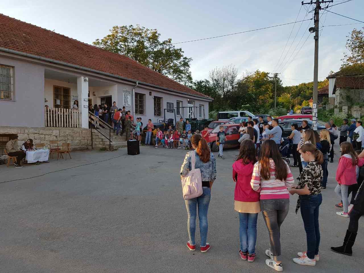 """Održana prva predstava u okviru manifestacije """"Pozorište na selu"""""""