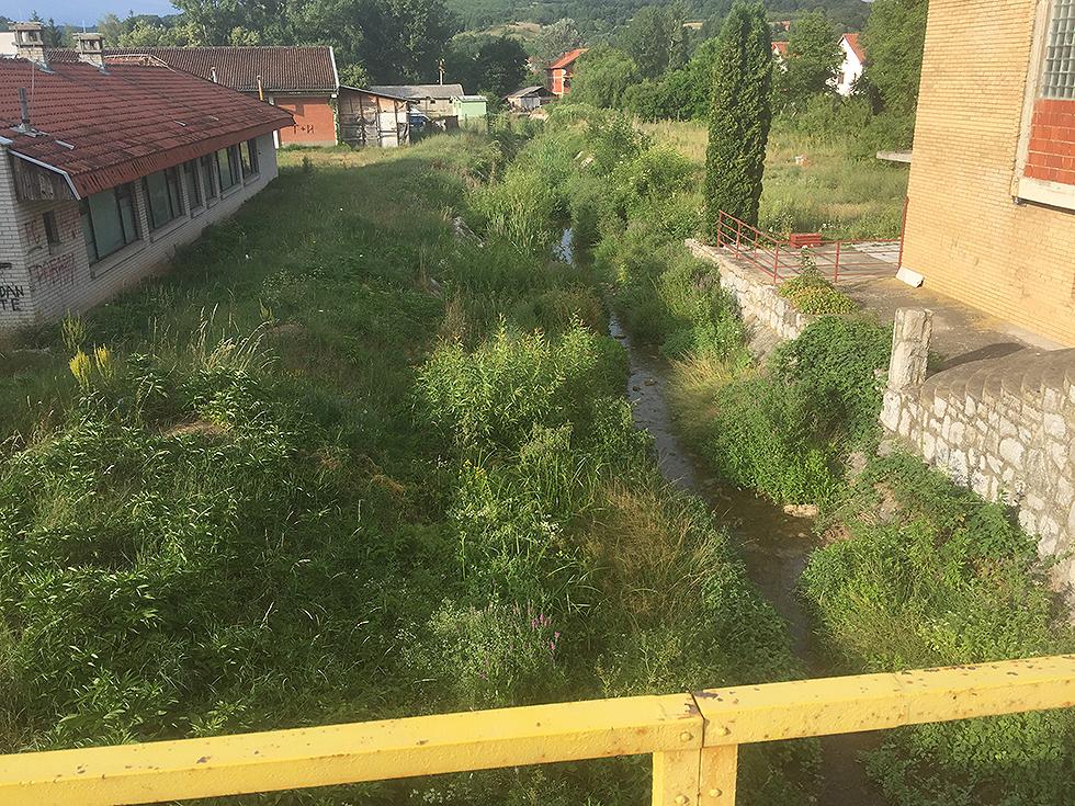 Zapušteno korito Pravačke reke